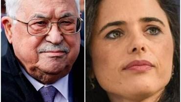 محمود عباس- ايليت شكيد