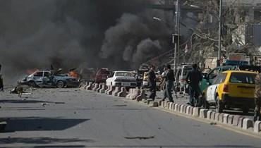 انفجار يستهدف ولاية قندوز الافغانية (أرشيفية)