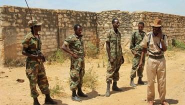 جنود من الاتحاد الافريقي