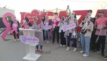"""حملة """"مش عيب"""" للتوعية ضد سرطان الثدي"""