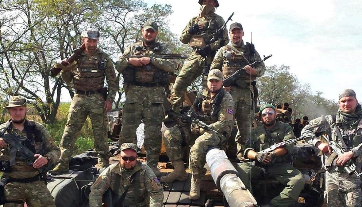 """مرتزقة """"فاغنر"""" الروسية في ليبيا"""