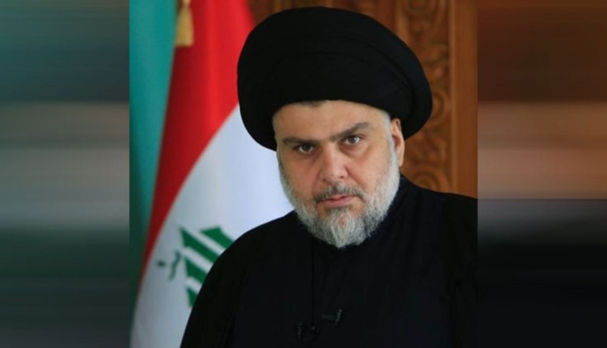 مقتدى الصدر الفائز الأول في الانتخابات العراقية