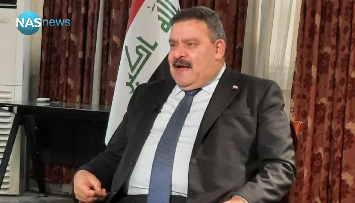 مستشار رئيس الوزراء العراقي مصطفى الكاظمي للأمن الانتخابي مهند نعيم