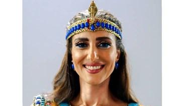 حنان مطاوع بزي ملكة مصرية قديمة... نجمات تألقن بالزي الفرعوني