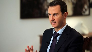 بشار الاسد