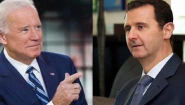 الأسد يفك عزلته وبايدن يغضّ الطّرف