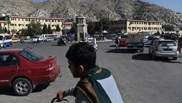 في العاصمة الافغانية كابول (أ ف ب)