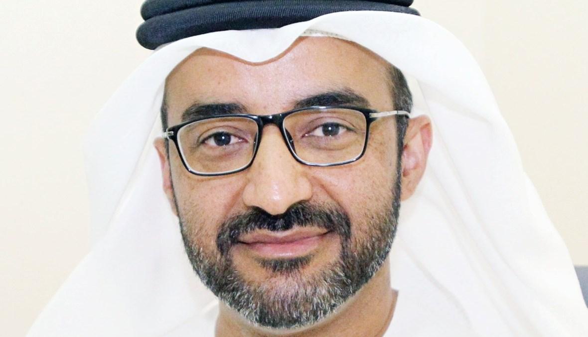 """خالد الظنحاني رئيس """"الفجيرة الثقافية"""""""
