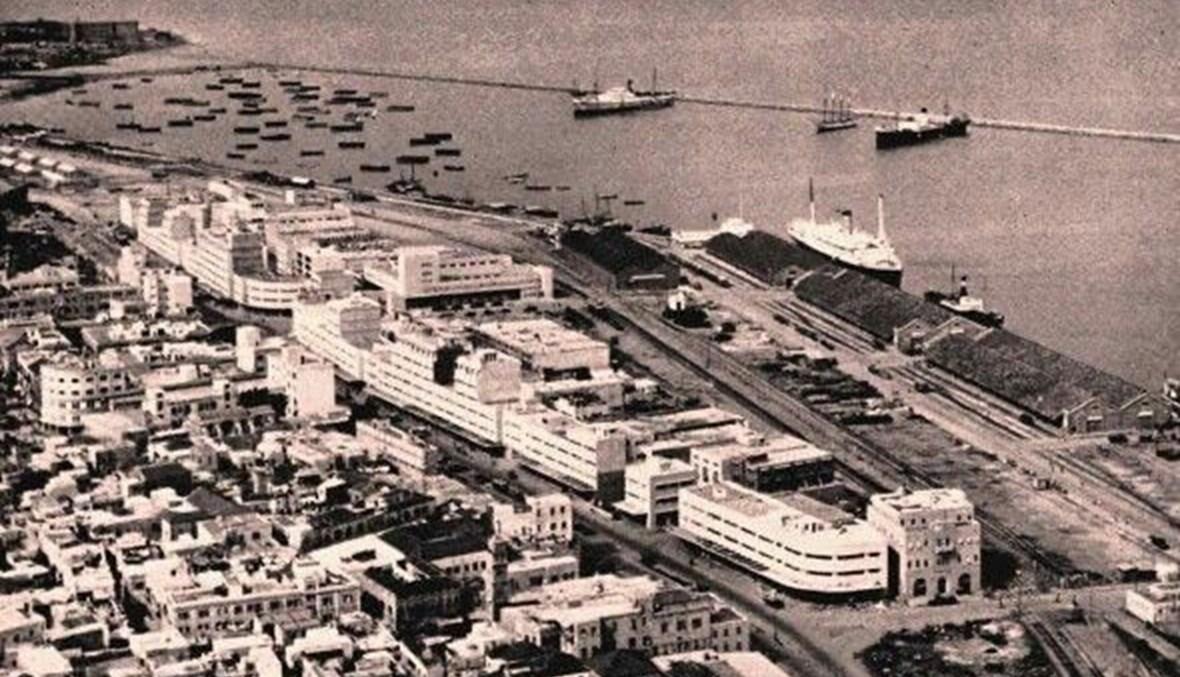 ميناء حيفا (أرشيفية)