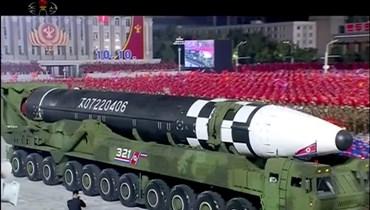 """ما أهداف كيم من """"مفاجأة أكتوبر"""" الصاروخية؟"""