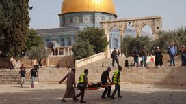 الأقصى مكان مقدس ومصدر توتر في القدس