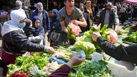 """صحن """"الفتوش"""" يكشف عمق الازمة الاقتصادية في لبنان"""