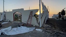 عن حلم شاب فلسطيني حوّلته صواريخ إسرائيل إلى رماد