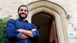 حسن الشهاوي: قصّة نجاح في هارفارد