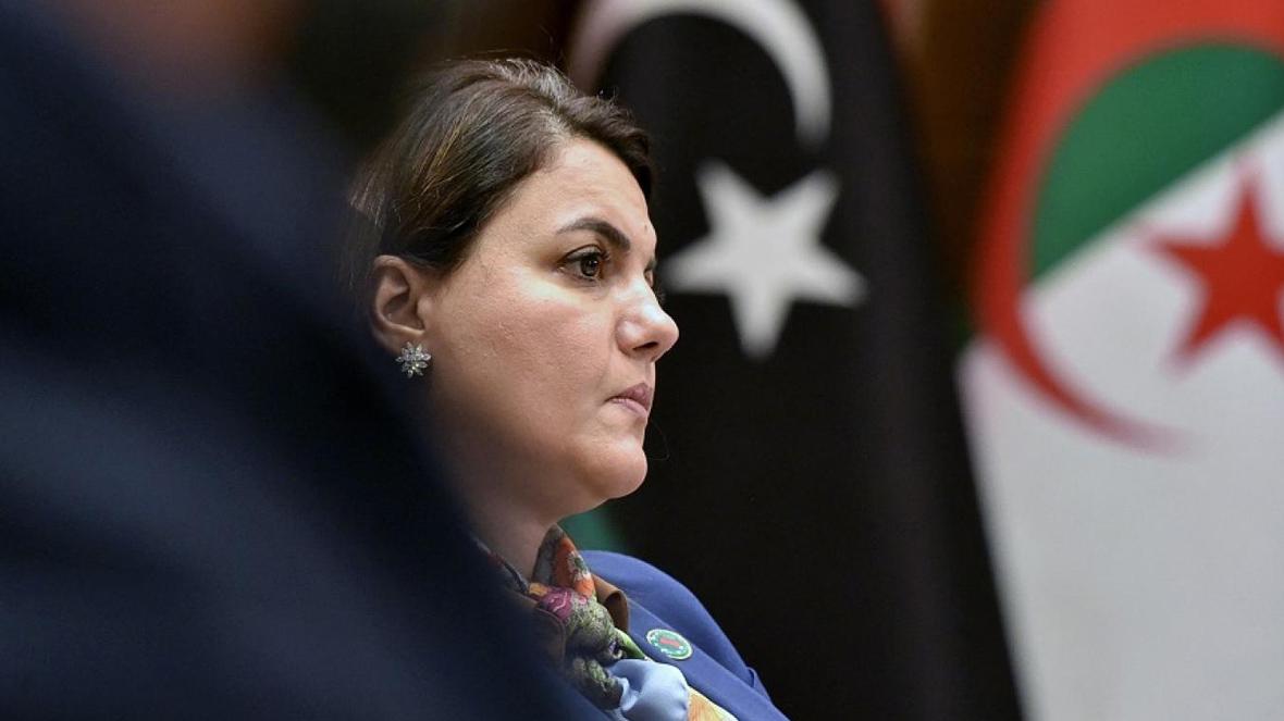 نجلاء المنقوش وزيرة ليبية استثنائية