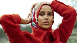 الصومالية روضة محمد... عارضة أزياء محجبة تتحدّى المألوف