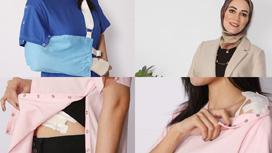 المصرية شيماء النجار تصمّم الملابس لمرضى العمليات الجراحية