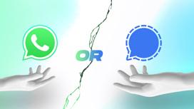 """تطبيق """"سيغنال"""": لماذا يُعتبر بديلاً لتطبيق """"واتساب""""؟"""