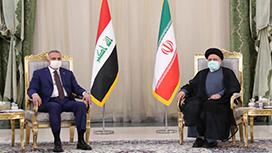 حظي باستقبال حافل والتقى رئيسها ماذا يريد مصطفى الكاظمي من طهران؟