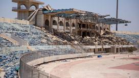 """اليمن: الحرب دمّرت الرياضة ومنشآتها... أبرزها """"استاد 22 مايو"""" الدولي"""